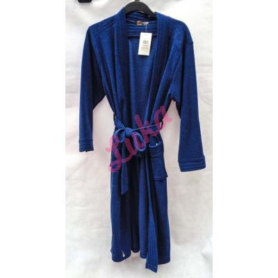 Men's thick dressing gown