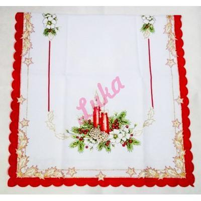 Christmas tabecloth 90x90cm