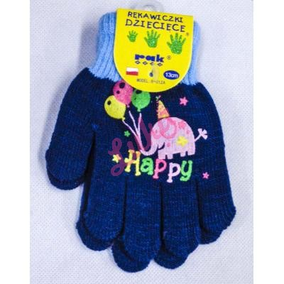 Kid's gloves Rak r012c