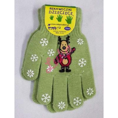 Kid's gloves Rak r012e