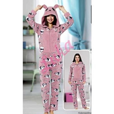 Thick turkish overalls for women