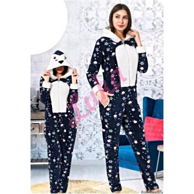 Thick turkish overalls for women SNC 4090
