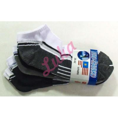 Men's low cut socks Euro Thavinko mv20a