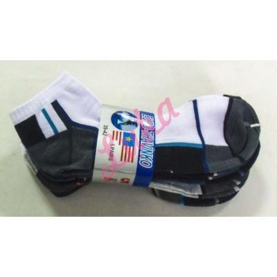 Men's low cut socks Euro Thavinko mv51a