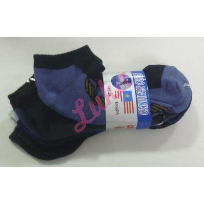 Men's low cut socks Euro Thavinko mv43