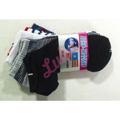 Women's low cut socks Euro Thavinko v-kc70