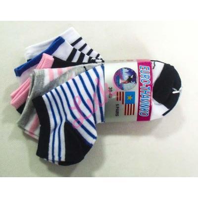 Women's low cut socks Euro Thavinko v-kc69