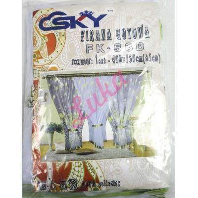 Curtains Lavender 150x400