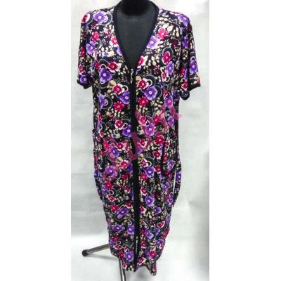 Women's robe tur-