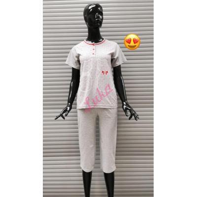 Women's turkish pajamas ufo-13