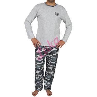 Piżama męska turecka nil-
