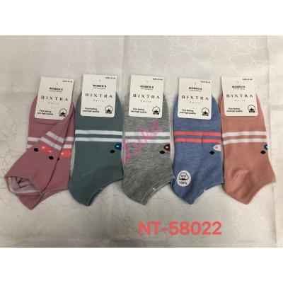 Women's low cut socks Bixtra nt