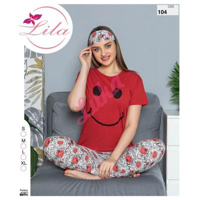Women's turkish pajama 110
