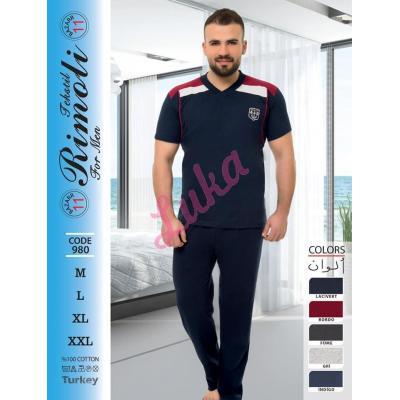 Men's turkish pajamas 35