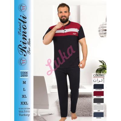 Piżama męska turecka 35