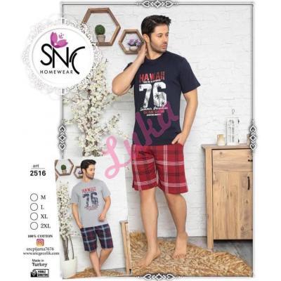 Men's turkish pajamas 35ab