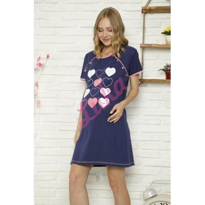 Women's nightgown for nursing 00998a