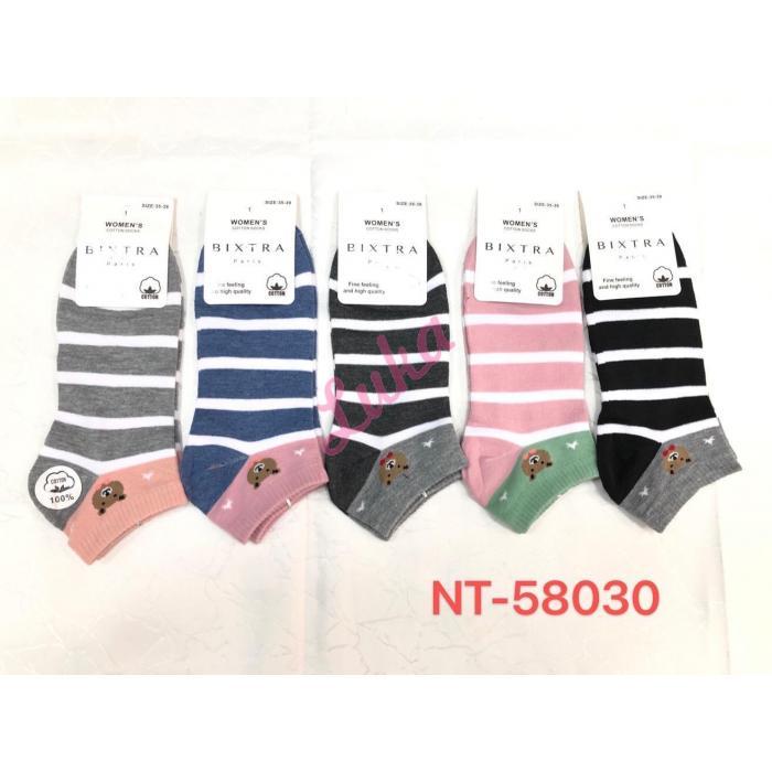 Women's low cut socks Bixtra nt
