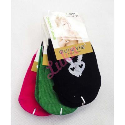 Baby low cut socks Auravia bd01