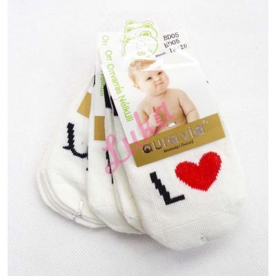 Baby low cut socks Auravia bd05