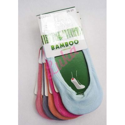 Kid's bamboo ballet socks Auravia gddf25