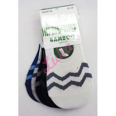 Kid's bamboo ballet socks Auravia gddf36