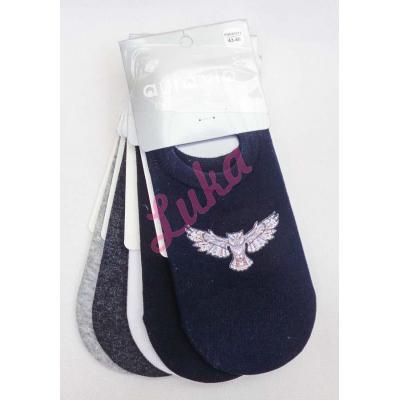 Men's ballet socks Auravia fddx3572