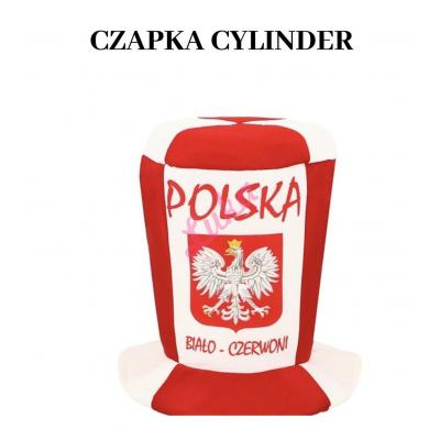 Kapelusz Polska MIX 005
