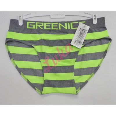 Men's Panties Greenice
