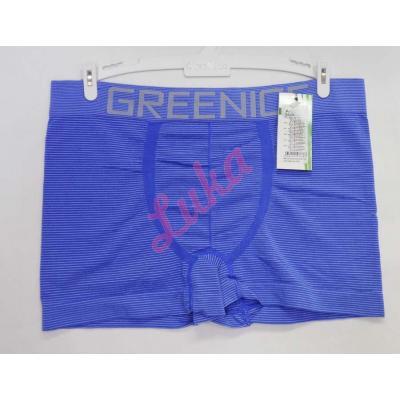 Men's boxer Greenice