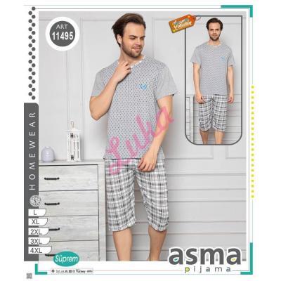Men's turkish pajamas Asma 11495