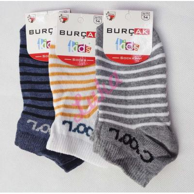 Kid's turkish low cut socks Burcak buu-