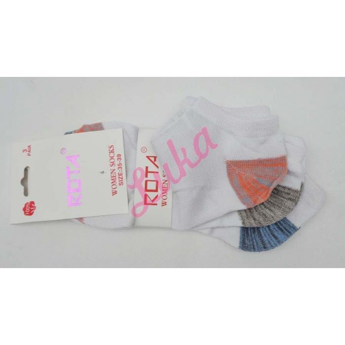 Women's low cut socks Rota h