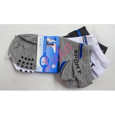 Men's low cut Socks BFL BL