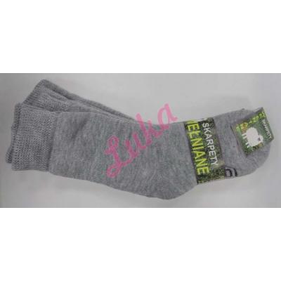 Men's wool socks Polska 01