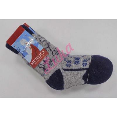Men's wool socks Polska 04