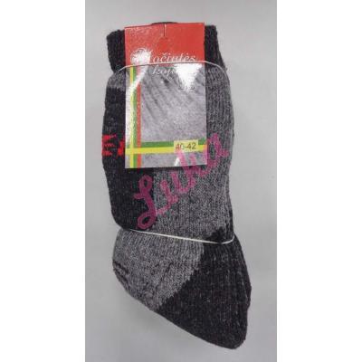 Men's wool socks Polska 04b