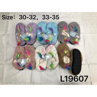 Kid's slippers Bixtra