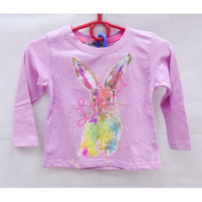 Kid's turkish blouse blu-2