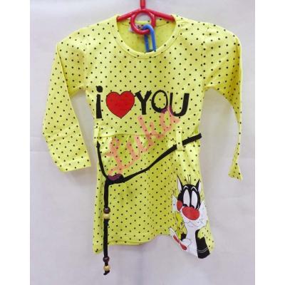 Girl's dress Atabay suk-