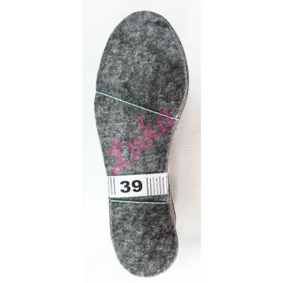 Wkładki do butów W-1