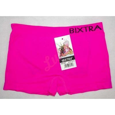 Bokserki dziewczęce Bixtra