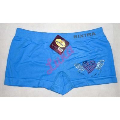 Girl's boxer shorts Bixtra