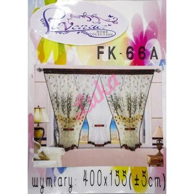 Firanka Lavender 400x155 fk66a