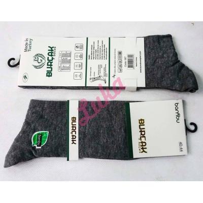 Men's bamboo turkish socks Burcak 90
