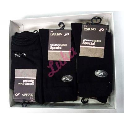 Turkish women's socks in box Paktas 2507