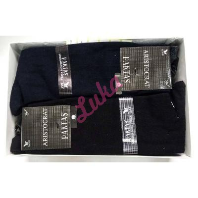 Men's turkish socks in box Paktas 1521 abant