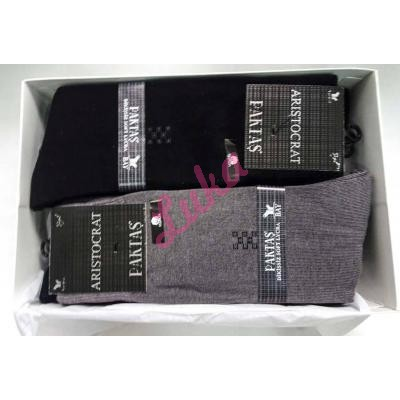 Men's turkish socks in box Paktas 1521 akyurt