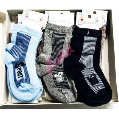 37/5000 Turkish children's socks in box Lateks 121