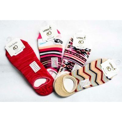 Women's turkish low cut socks Goo Socks 048-1
